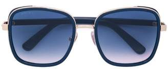 Jimmy Choo Eyewear tinted sunglasses