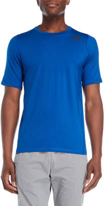 adidas Alphaskin Short Sleeve Fitted Tee