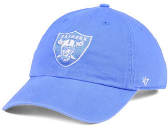 '47 Women's Oakland Raiders Pastel Clean Up Cap