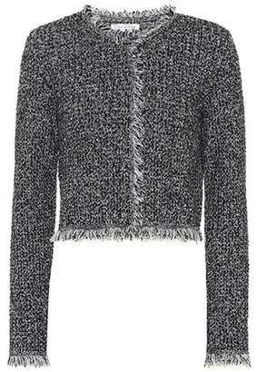 Oscar de la Renta Bouclé wool-blend jacket