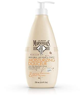 Le Petit Marseillais Moisturizing Body Milk Lotion for Very Dry Skin