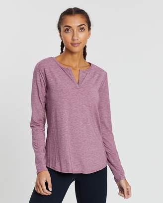 Under Armour Recovery Sleepwear LS Top