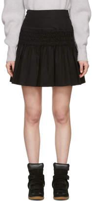 Etoile Isabel Marant Black Oliko Miniskirt