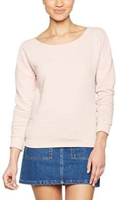 Only Women's Onlnew Vivid L/S Jacquard SWT Sweatshirt,(Manufacturer Size: M)