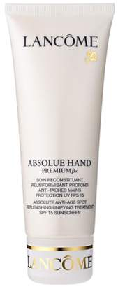 Lancôme Absolue Premium Bx Hand SPF 15 Sunscreen