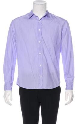 Frank And Eileen Striped Button-Up Shirt
