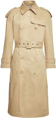 Anine Bing Cotton Stormi Trench Coat
