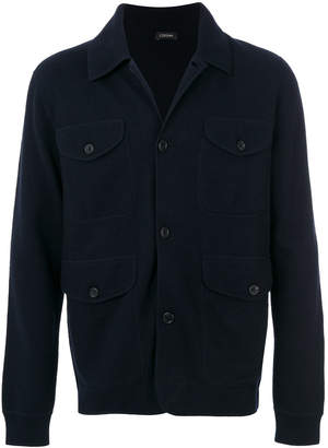 Ermenegildo Zegna patch pocket jacket