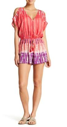 Hawaiian Tropic Aloha Festival Romper Cover Up