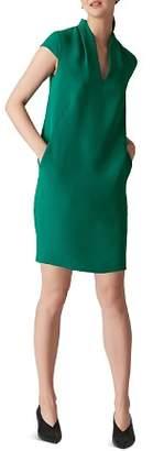 Whistles Paige Crepe Dress