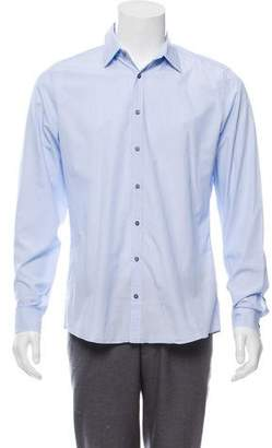 Gucci Striped Dress Shirt