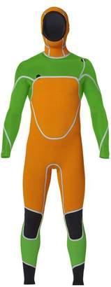 Patagonia Men's R3® Yulex® Front-Zip Hooded Full Suit