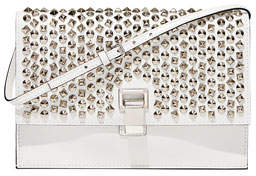 Proenza Schouler Studded Leather Small Shoulder Bag