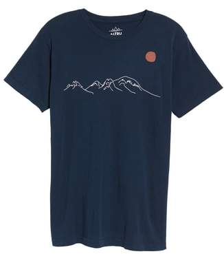 Altru Mountain Sunrise T-Shirt