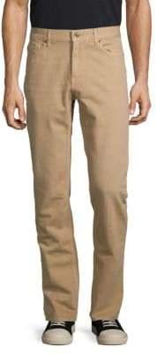 DKNY Classic Slim-Fit Pants