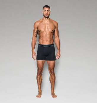 """Under Armour UA Mens Iso-Chill Mesh 6"""" Boxerjock â"""" 2-Pack"""