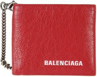 Balenciaga Simple Arena Wallet