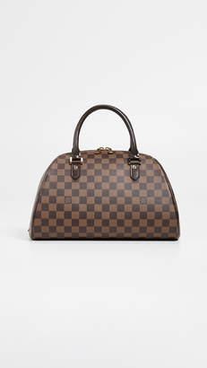 e4d5e3d99c95 Louis Vuitton What Goes Around Comes Around Damier Ebene Ribera MM Bag