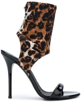 Giuseppe Zanotti Design Agnes ankle strap sandlas