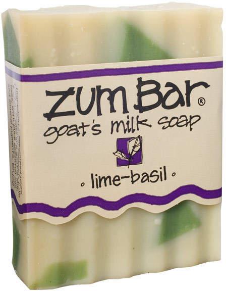 Lime Basil Soap by Indigo Wild (3oz Bar)