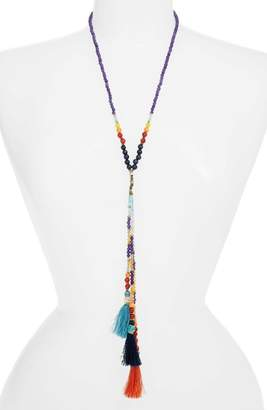 Nakamol Design Tassel Y-Necklace