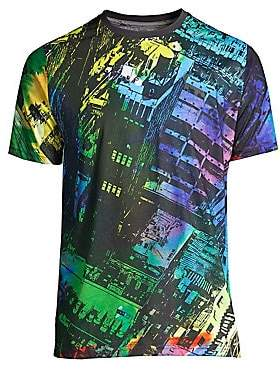 PRPS Men's Shaggy Printed Graphic Tee
