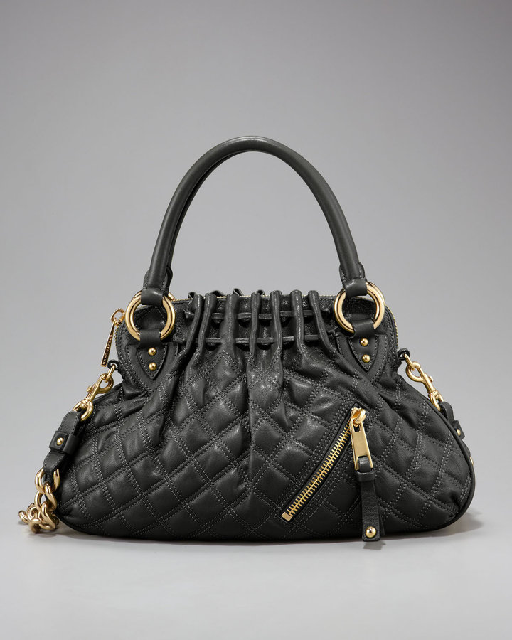 Marc Jacobs Cecilia Small Quilted Handbag