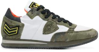 Philippe Model Tropez camouflage sneakers