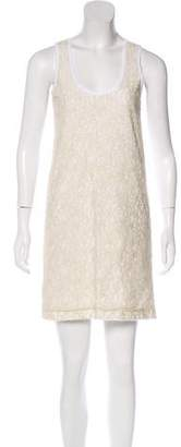 See by Chloe Lace Sleeveless Mini Dress