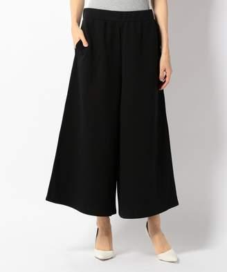 Calvin Klein (カルバン クライン) - Calvin Klein women 【2017AW新作】エアリーダブルニット ワイドパンツ(C)FDB