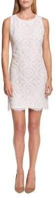 Tommy Hilfiger Day Star Lace Shift Dress