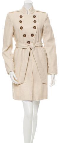 3.1 Phillip Lim3.1 Phillip Lim Knee-Length Woven Coat
