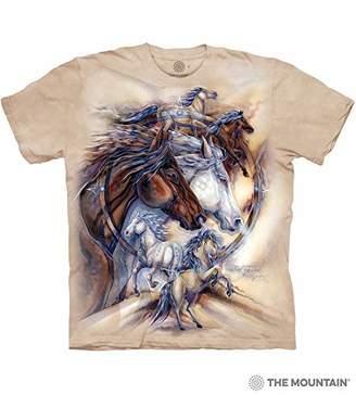 The Mountain Men's Journey Is Reward T-Shirt