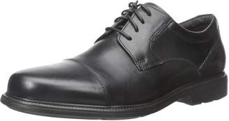 Rockport Men's Charles Road Cap Toe Oxford Leather 13 M (D)-13 M