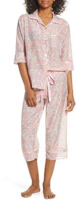 Papinelle Isabelle Cotton & Silk Crop Pajamas
