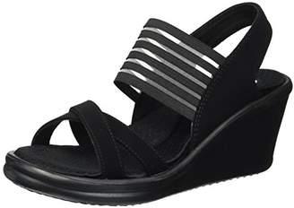 88adae0df134b Skechers Women s Rumblers - Solar Burst Open Toe Sandals
