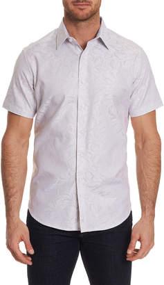 Robert Graham Fannin Classic Fit S/S Woven Shirt