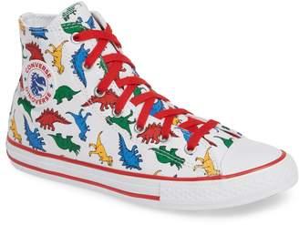 Converse Chuck Taylor(R) All Star(R) Dino High Top Sneaker