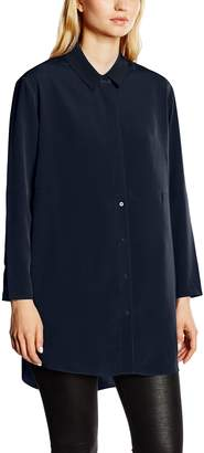 French Connection Samantha Crepe Oversized Ladies Shirt