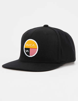 RVCA Diagram Mens Snapback Hat