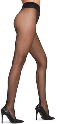 Falke High Heel Tights with Back Seam