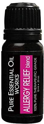 Blend of America Pure Essential Oil Works Allergy Relief Oil