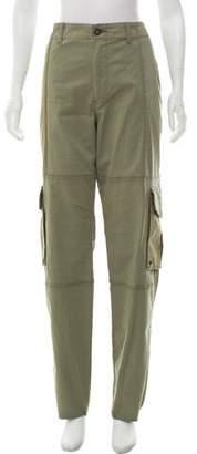 Hudson High-Rise Cargo Pants