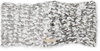 Karl Lagerfeld Ombre Tweed-Knit Headband