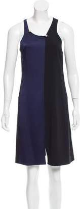 Paco Rabanne Colorblock Shift Dress w/ Tags
