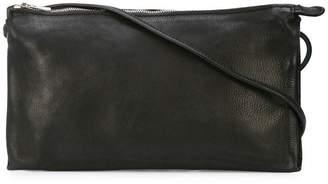 Guidi shoulder strap clutch bag