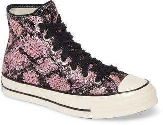 Converse Chuck Taylor® All Star® Sequin High Top Sneaker