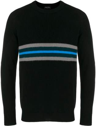 Roberto Collina stripe detail jumper