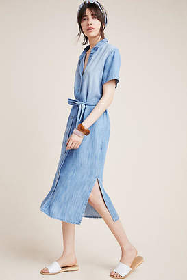 70e971dcc70 Cloth   Stone Abigail Chambray Shirtdress