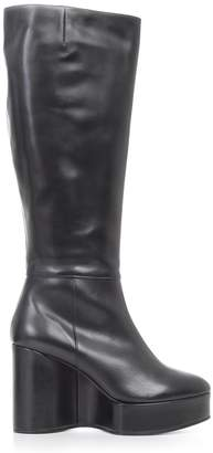 Robert Clergerie Platform Over-the-knee Boots
